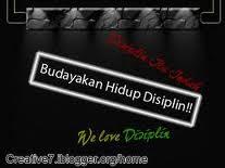 Membangun Disiplin Dalam Kehidupan